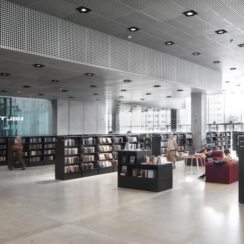 Από τη Δημόσια  Βιβλιοθήκη της Βέροιας, στη Βιβλιοθήκη του Ώρχους της Δανίας