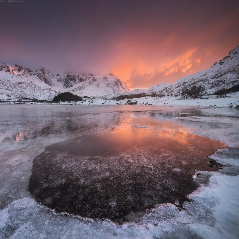 Lafoten-Iceland