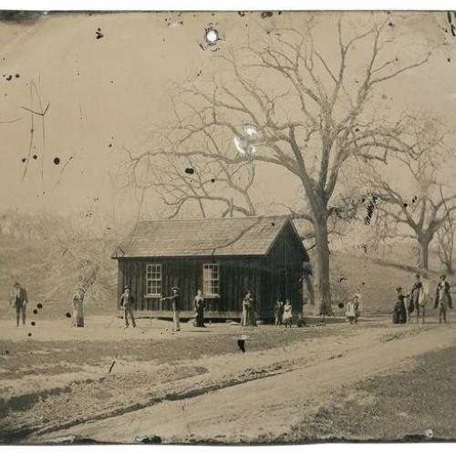 Φωτογραφία  πιστολέρο της Άγριας Δύσης, του 1878, αξίας 3,3 εκ. λιρών