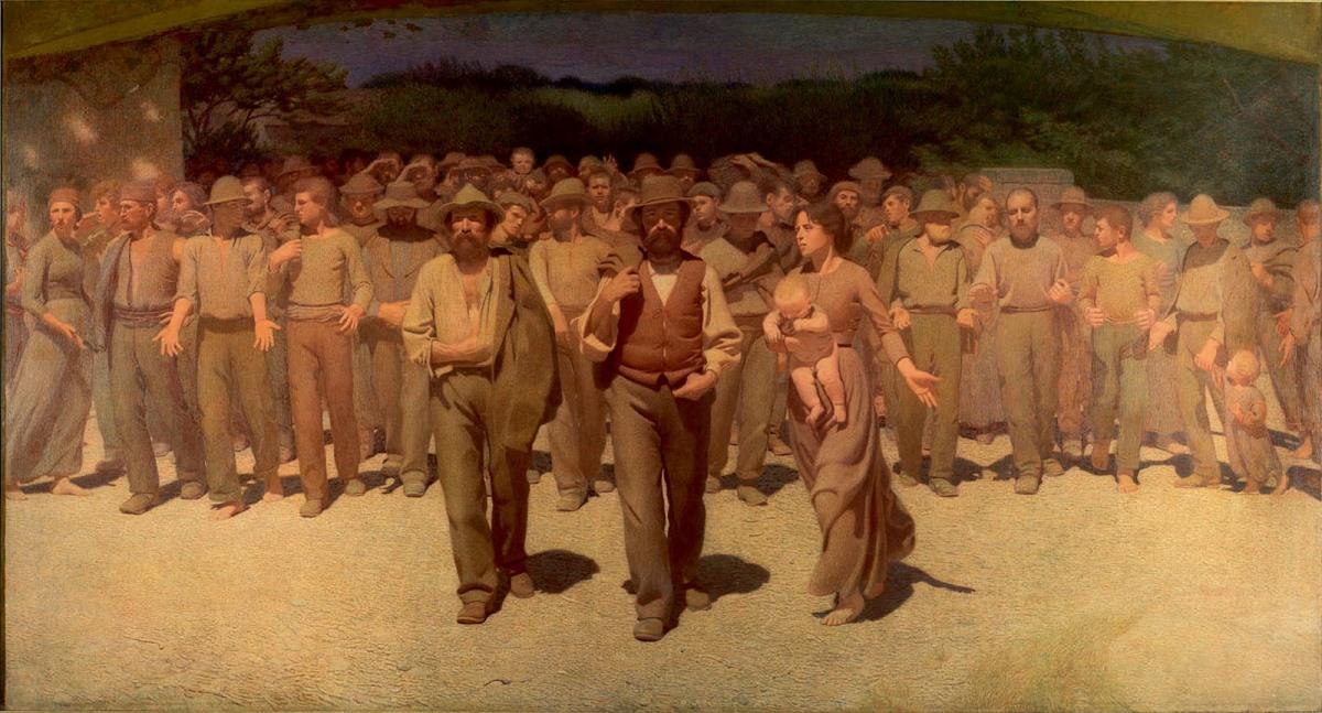 Volpedo, quatro staza 1901