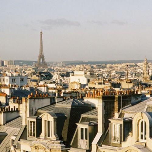 Πανέμορφες ταράτσες στο Παρίσι
