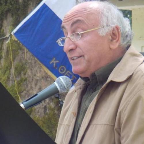 """Ηλίας Τσέχος: """"Η ποίηση είναι η καθημερινή μας ανάγκη αληθείας"""""""