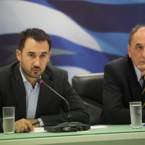 ΕΣΠΑ: Προδημοσιεύτηκαν τέσσερα προγράμματα. Η συνέντευξη των Υπουργών Σταθάκη και Χαρίτση - Αναλυτικά στοιχεία