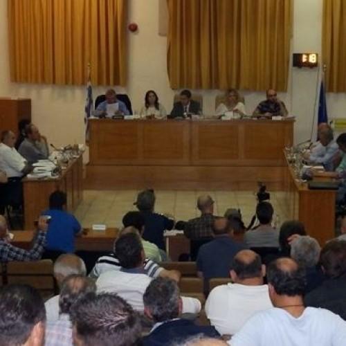 Συνεδρίαση  του Δημοτικού  Συμβούλιου Αλεξάνδρειας, Τετάρτη 11 Νοεμβρίου 2015 – Θέματα ημερησίας διάταξης