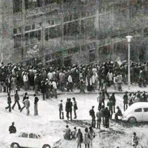 """""""Πολυτεχνείο Θεσσαλονίκης 1973. Μνήμες ανεξίτηλες…"""" γράφει ο Δημήτρης Τσιμούρας"""