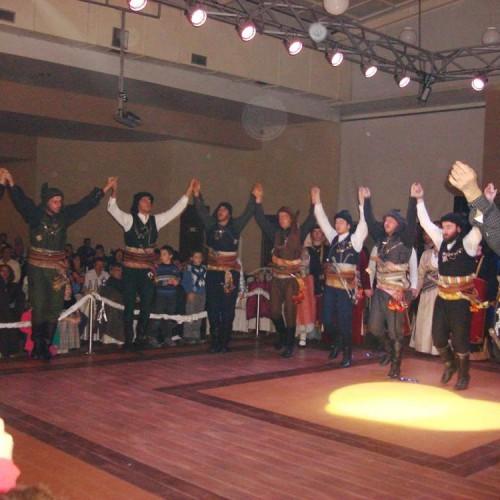 Ο ετήσιος χορός της Ευξείνου Λέσχης Βέροιας, Σάββατο 28 Νοεμβρίου 2015