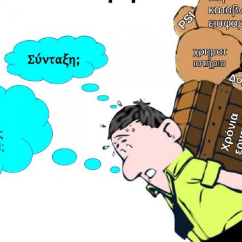 Εκδήλωση – Συζήτηση για το συνταξιοδοτικό. Βέροια, Τετάρτη 25/11/'15