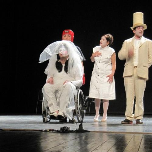 """Ιονέσκο """"Ιάκωβος ή Υποταγή"""" από το Θέατρο Ατόμων με Αναπηρία – Μια παράσταση έκπληξη"""