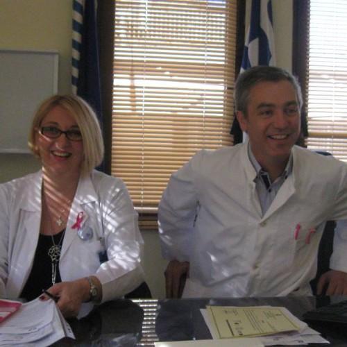 Ευαισθητοποίηση και ενημέρωση για τον καρκίνο του μαστού- Συνέντευξη Τύπου Π.Ε.Δ.Υ Βέροιας