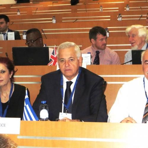 """""""Η κατάσταση της υγείας στην Ελλάδα"""" στη Σύνοδο των Ευρωπαϊκών Ιατρικών Συλλόγων στις Βρυξέλλες"""