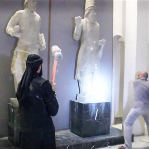 """ISIS, τζιχάντ, αρχαία μνημεία και σύγχρονοι ανταγωνισμοί"" του Προκόπη Κωφού"