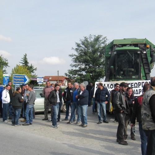 Ο ΣΥΡΙΖΑ αρωγός στον αγώνα των αγροτών για δικαιότερη λύση των προβλημάτων τους