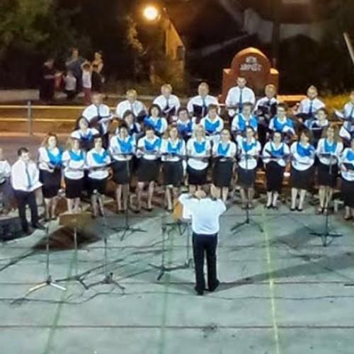 """""""Για να γυρίσει ο ήλιος…"""" Συναυλία της χορωδίας του Π.Γ.Σ. Προμηθέα στη Βέροια, Δευτέρα 23/11/'15"""