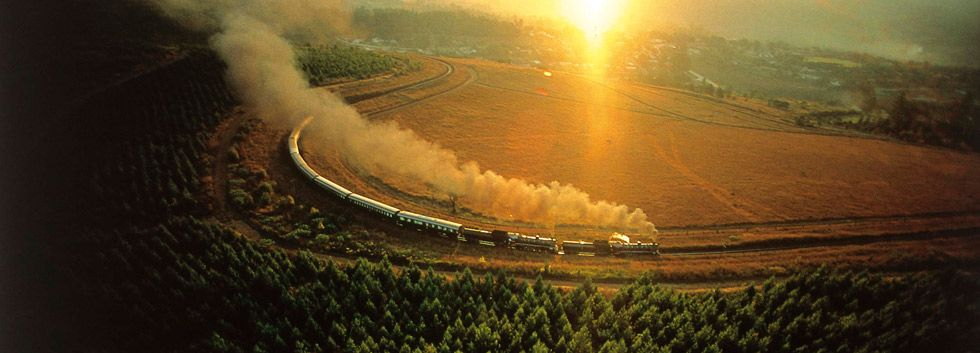 Rovos Rail Trekking