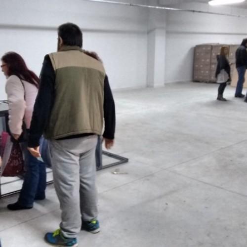 Ξεκίνησε η Επισιτιστική Βοήθεια στο Δήμο Νάουσας