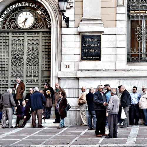 Ανοιχτή επιστολή τραπεζοϋπαλλήλων στην κοινωνία: Οι τράπεζες έχουν χρεοκοπήσει! Δεν χρωστάει κανένας!