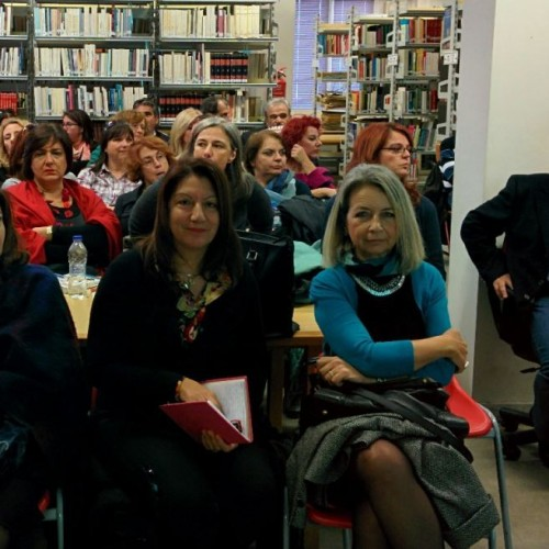 Μεγάλη επιτυχία σημείωσε το επιμορφωτικό σεμινάριο του Κέντρου Συμβουλευτικής και Προσανατολισμού στη Βέροια