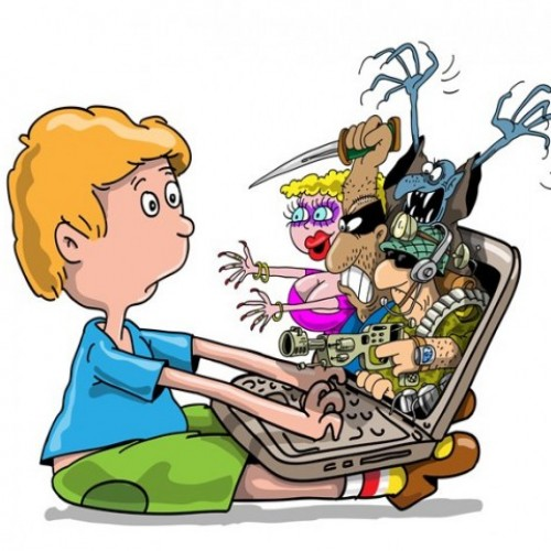 Με επιτυχία πραγματοποιήθηκαν ημερίδες  στην  Ημαθία με θέμα: Η ασφάλεια στο διαδίκτυο