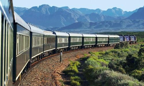 """Νότια Αφρική - Rovos Rail. Μια βόλτα με το τρένο """"το καμάρι της Αφρικής"""""""