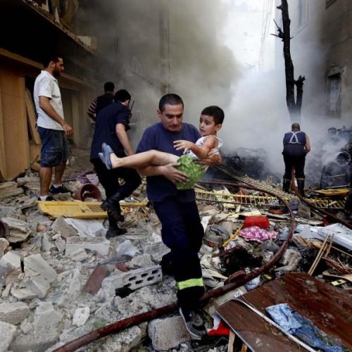 Φωτογραφικό οδοιπορικό στη Συρία