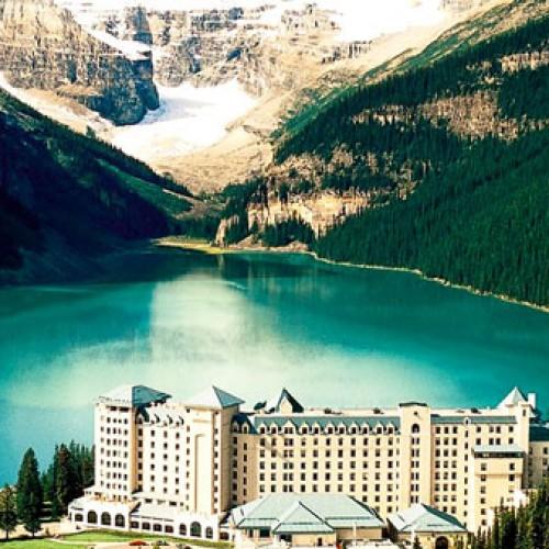 Ξενοδοχεία με εντυπωσιακή θέα!