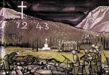 «Καλάβρυτα-Η-εκτέλεση».-Εργο-του-Τάσσου-1985