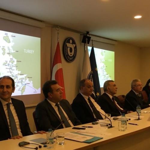 Α. Βεσυρόπουλος: Μεγάλες δυνατότητες επιχειρηματικής συνεργασίας μεταξύ Ελλάδας -Τουρκίας