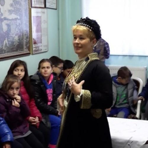 Το 16ο Δημοτικό Σχολείο Βέροιας στην Ιματιοθήκη του Λυκείου των Ελληνίδων