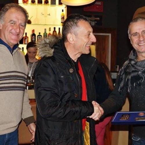 Ο Σύλλογος Δρομέων Βέροιας βράβευσε όσους συνέβαλαν στην επιτυχία του 4ου Φιλίππειου Δρόμου
