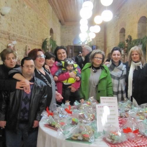 Αγάπης κατάθεση - Χειροτεχνήματα των παιδιών της «Μέριμνας» στο Δημαρχείο Βέροιας