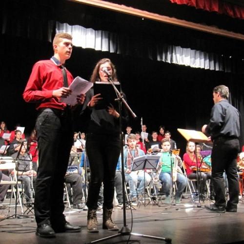 Το Μουσικό Σχολείο Βέροιας προσφέρει αγάπη και μουσική στους καρκινοπαθείς, με μια εντυπωσιακή συναυλία - photo & video