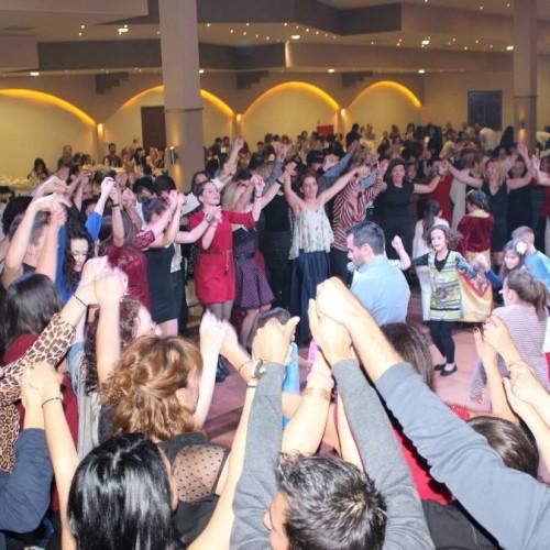 Τεράστια η επιτυχία του ετήσιου χορού της Ευξείνου Λέσχης Βέροιας