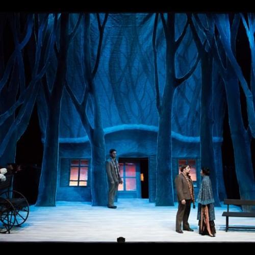 """Η Βεροιώτισσα σοπράνο Μαρία Παλάσκα στην όπερα """"Μποέμ"""" του Τζάκομο Πουτσίνι, Εθνική Λυρική Σκηνή, από 10 Δεκεμβρίου"""