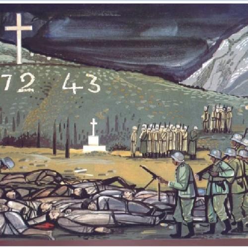 """""""Καλάβρυτα 1943: Μια σφαγή ανεξιλέωτη"""" του Ανδρέα Δενεζάκη"""