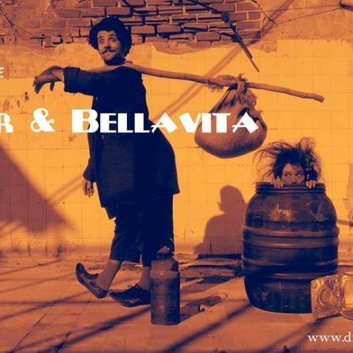 """""""Vagor & Bellavita"""". Σήμερα, 16/12/'15 στον Παραμυθοχώρο της ΚΕΠΑ Βέροιας"""