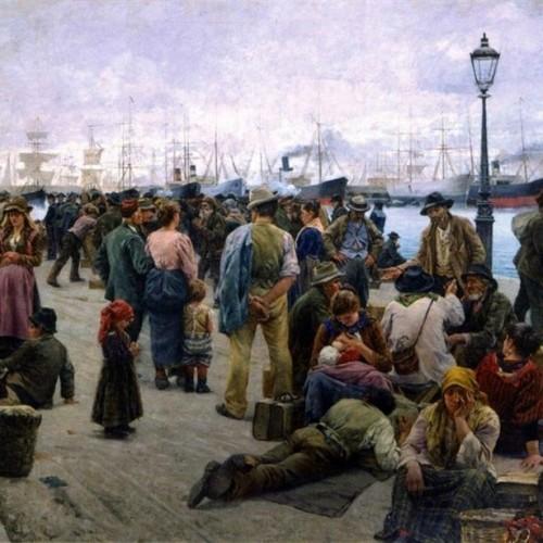 Το μεταναστευτικό πρόβλημα με τα πινέλα 18 διάσημων ζωγράφων