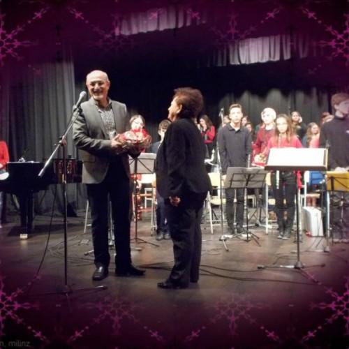 Εξαιρετική επιτυχία σημείωσε η Χριστουγεννιάτικη Συναυλία Αγάπης του Μουσικού Σχολείου Βέροιας