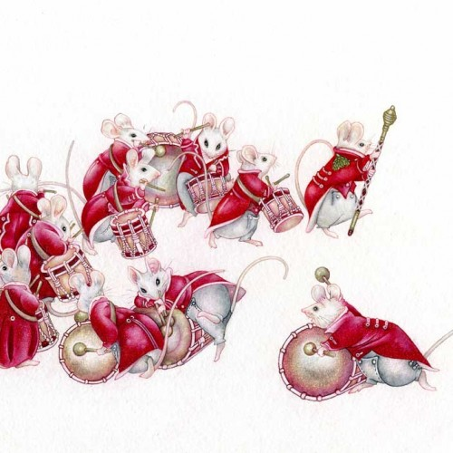 """""""Με όργανα και με φωνές, Χριστούγεννα θα πούμε!"""" Με τη Μπάντα Δρόμου του Κρουστόφωνου"""