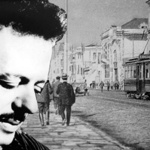 """""""Ουζερί Τσιτσάνης"""". Μανούσος Μανουσάκης και Γιώργος Σκαμπαρδώνης μιλούν για την ταινία. Βέροια, Σάββατο 5 Δεκεμβρίου"""
