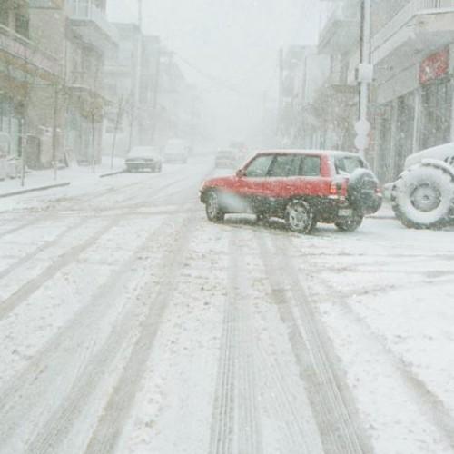 Έκτακτο Δελτίο ΕΜΥ: Χιονοπτώσεις, σημαντική πτώση θερμοκρασίας, ισχυροί άνεμοι, παγετός