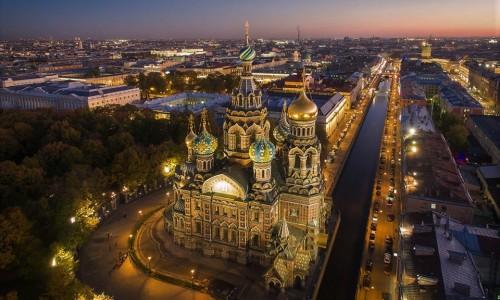 Αγία Πετρούπολη. Η παγωμένη Βενετία του Βορρά!