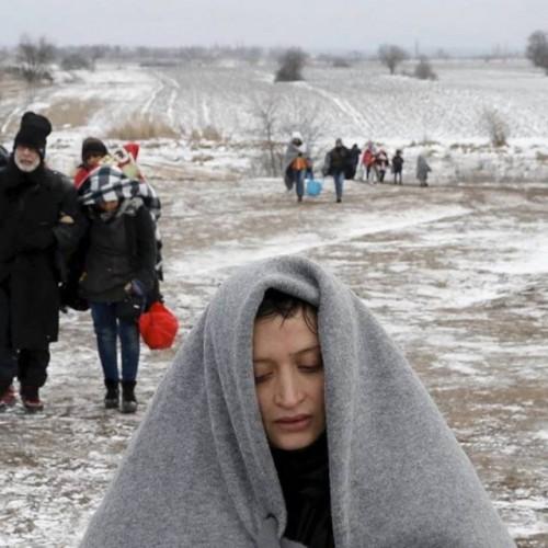 """Θανάσης Χατζόπουλος. """"Οι μετανάστες της θλίψης"""""""