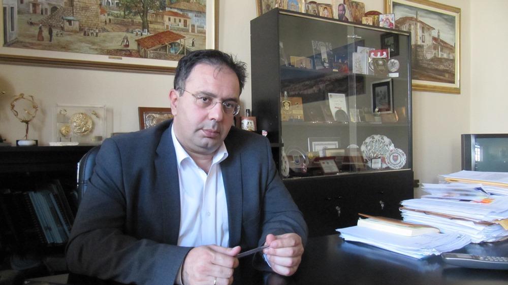 Image result for Δήμαρχος Βέροιας, Κωνσταντίνος Βοργιαζίδης