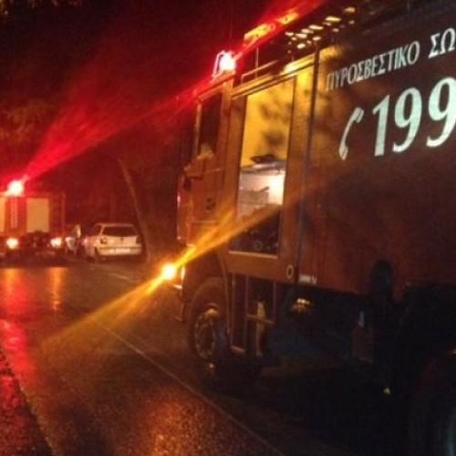 Νεκρή ηλικιωμένη από πυρκαγιά σε διαμέρισμα τα μεσάνυχτα στη Βέροια – Η Πυροσβεστική απέτρεψε  την  επέκτασή  της