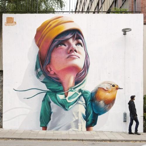 19  εντυπωσιακές  τοιχογραφίες απ' όλο τον κόσμο