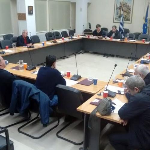 Έγινε στη Νάουσα σύσκεψη για το αγροτικό υπό την αιγίδα του Δήμου