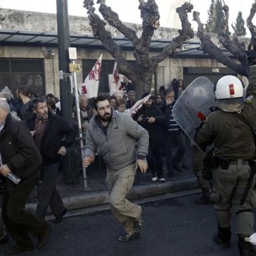 Η ΕΛΜΕ Ημαθίας καταδικάζει κάθε προσπάθεια καταστολής και εκφοβισμού των εργατικών κινητοποιήσεων