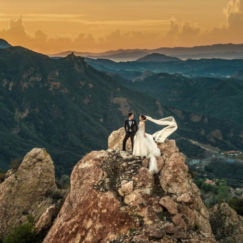 Οι καλύτερες γαμήλιες φωτογραφίες του 2015 σε ειδυλλιακά τοπία