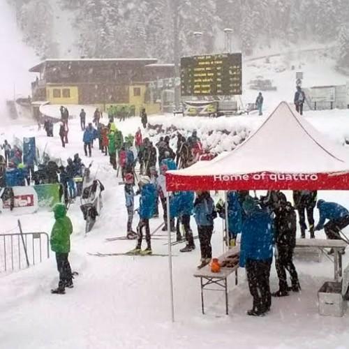 Τελετή υποδοχής των χιονοδρόμων αθλητών στη Νάουσα