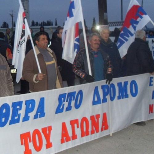 Εργατικό Κέντρο Νάουσας: Στις 4 Φλεβάρη να νεκρώσουν τα πάντα - Να αποσυρθεί το αντιασφαλιστικό νομοσχέδιο
